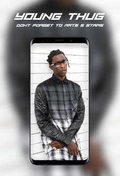 🔥 Young Thug Wallpaper HD 4K screenshot 4