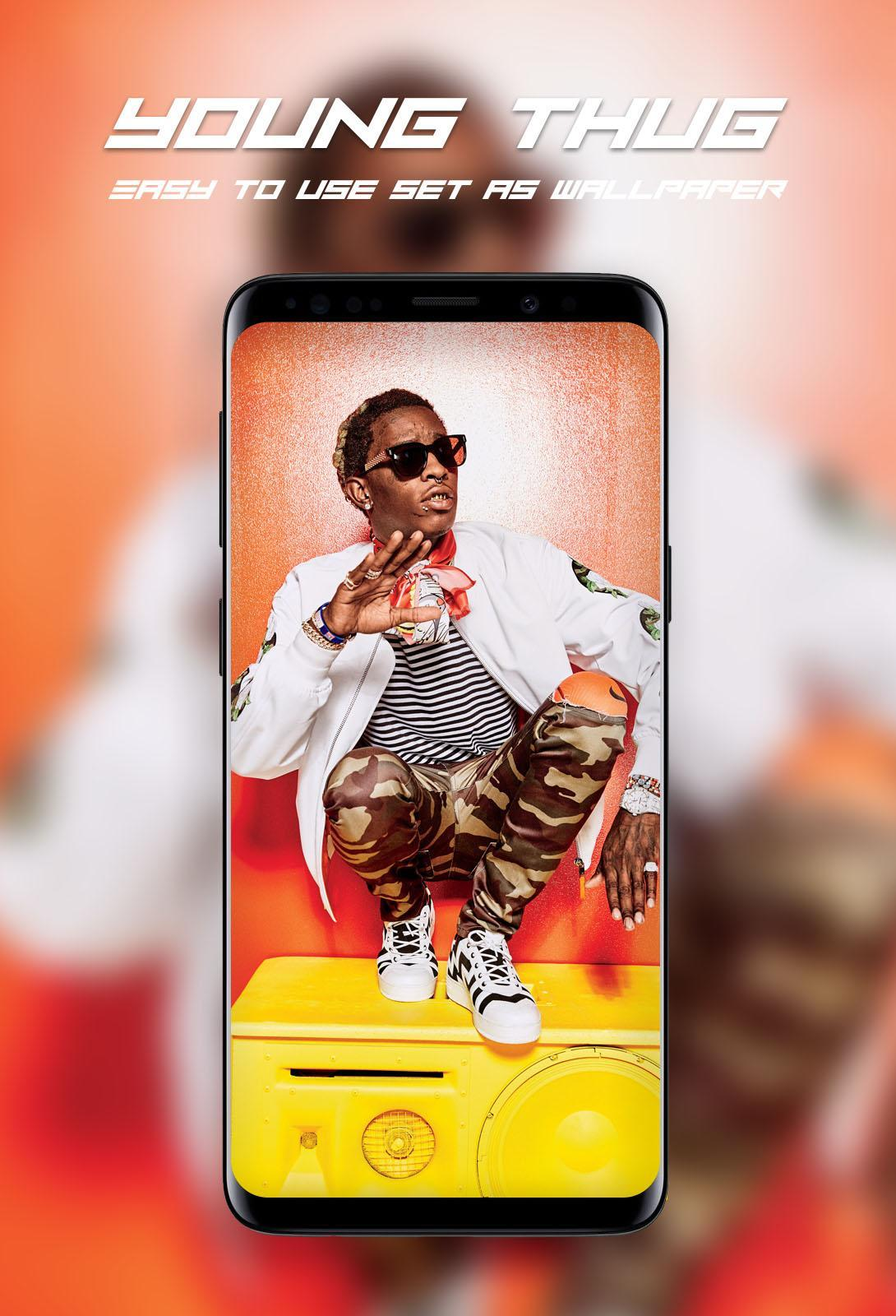 Young Thug Wallpaper Hd 4k For Android Apk Download