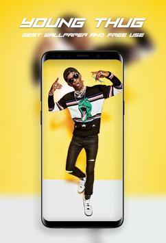 🔥 Young Thug Wallpaper HD 4K screenshot 6