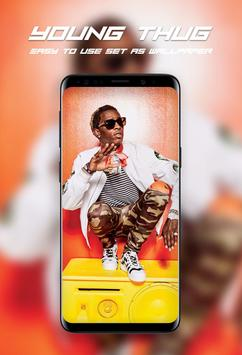 🔥 Young Thug Wallpaper HD 4K poster