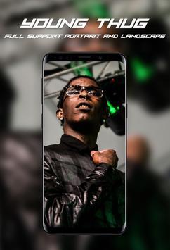 🔥 Young Thug Wallpaper HD 4K screenshot 2
