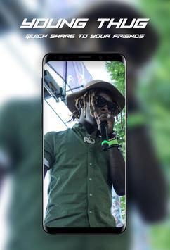 🔥 Young Thug Wallpaper HD 4K screenshot 3