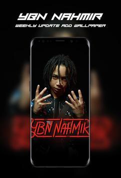 🔥 YBN Nahmir Wallpapers HD New screenshot 1