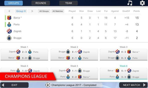 Mobile Soccer League capture d'écran 5