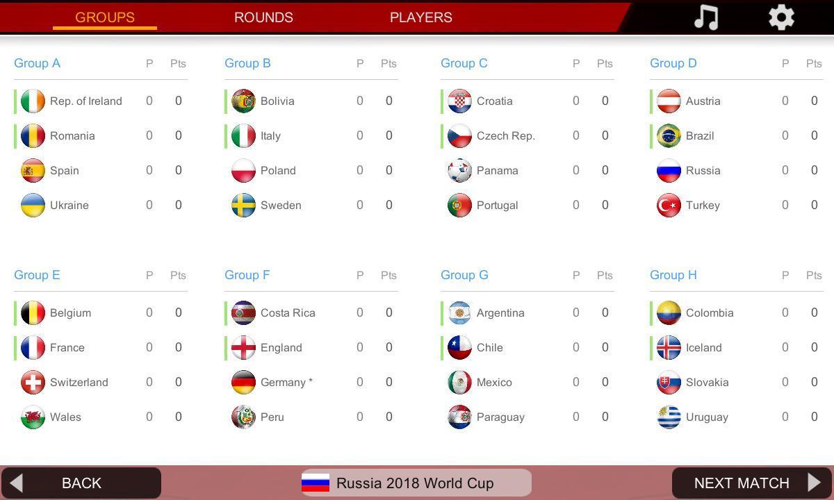 Game unduh Mobile Soccer League v1.0.16