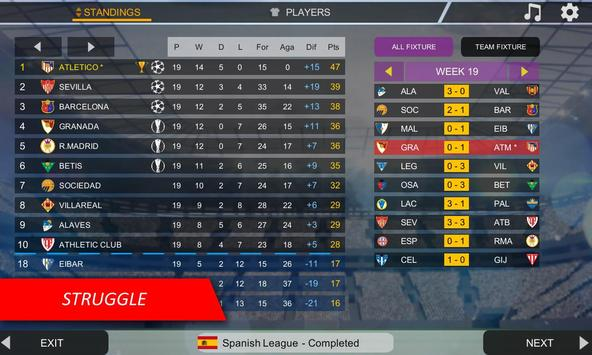 Mobile Soccer League screenshot 7