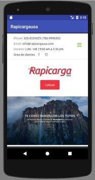 Rapicarga USA screenshot 3