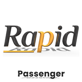 Rapid Taxis Passenger icon