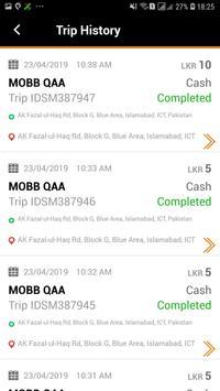 Rapid Taxis Passenger screenshot 3