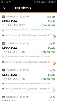 Rapid Taxis Driver screenshot 3