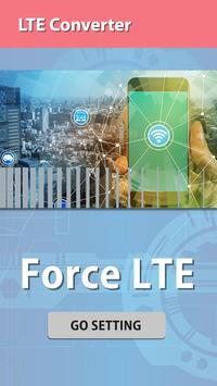 LTE Only Force 4G Network - Force LTE Only screenshot 5
