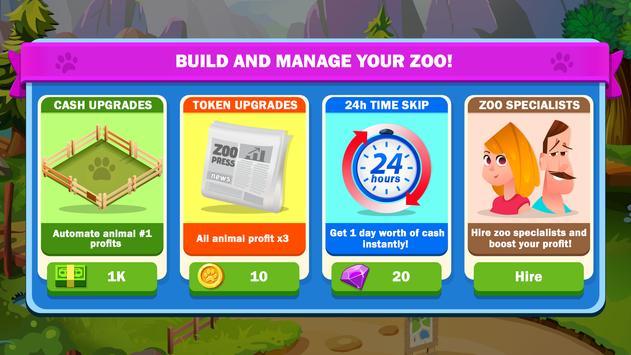 Idle Zoo screenshot 2