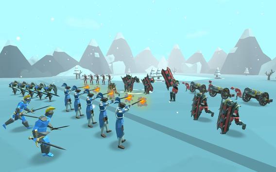10 Schermata Epic Battle Simulator 2