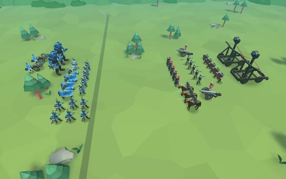 1 Schermata Epic Battle Simulator 2