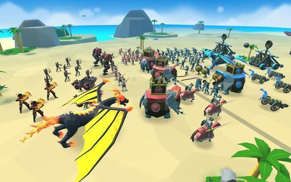 7 Schermata Epic Battle Simulator 2