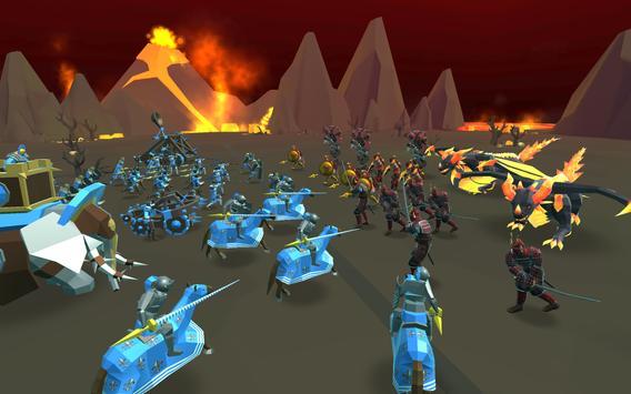 4 Schermata Epic Battle Simulator 2