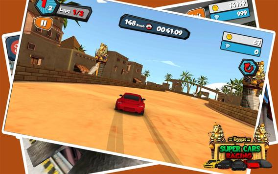 SuperCars Real Racing screenshot 1