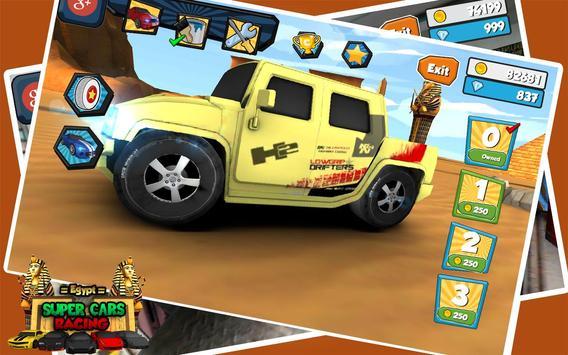 SuperCars Real Racing screenshot 2