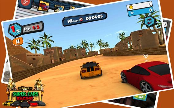 SuperCars Real Racing screenshot 4