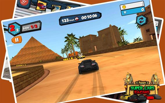SuperCars Real Racing screenshot 6
