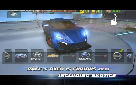 Furious Racing screenshot 2