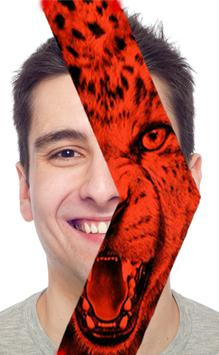 The face of the red Tiger poster