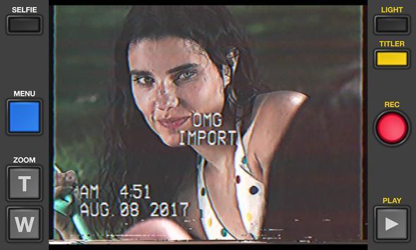 Rarevision VHS Camcorder 📼📹 Retro 80s Cam screenshot 3