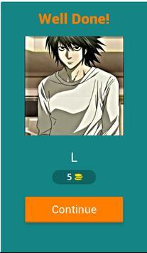 Guess Anime Character screenshot 1