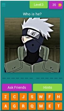 Guess Anime Character screenshot 3
