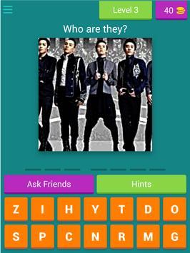 Guess K-POP Artist screenshot 9