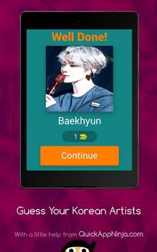 Guess Your Korean Artists screenshot 6