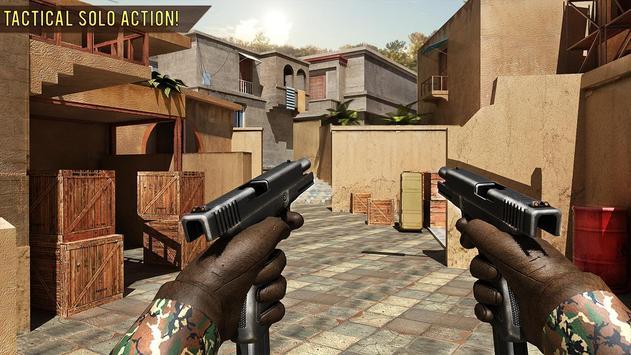Standout Battlefield: Special Forces Attack screenshot 11