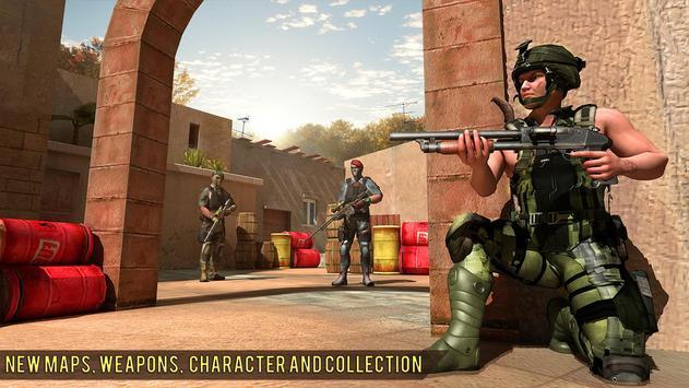 Standout Battlefield: Special Forces Attack screenshot 1