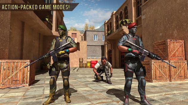 Standout Battlefield: Special Forces Attack screenshot 4