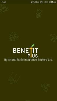 Benefit Plus poster