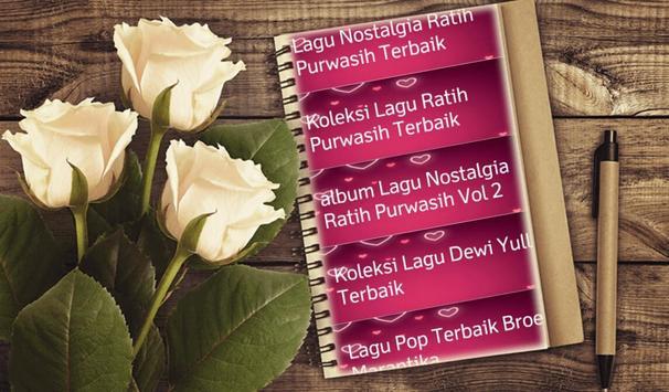 Ratih Purwasih Best Album Mp3 screenshot 2