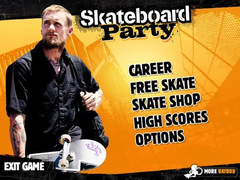Mike V: Skateboard Party screenshot 10