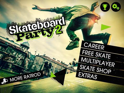 Skateboard Party 2 screenshot 13