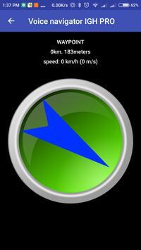 "PRO Voice Navigator ""IGH"" screenshot 5"