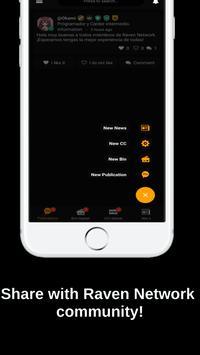 Raven Network - The C. community of the best screenshot 2