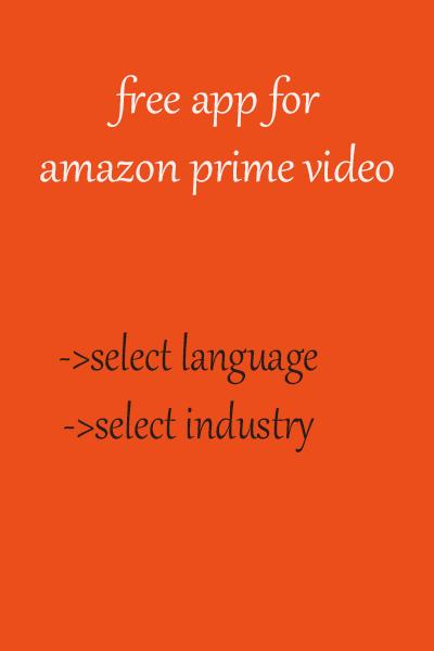 Free App For Amazon Prime Video For Android Apk Download