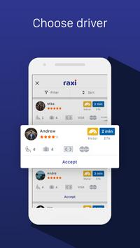 Raxi تصوير الشاشة 1