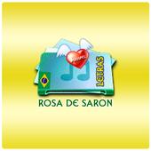 Rosa de Saron Gospel Letras icon