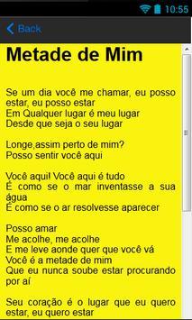 Rosa de Saron Gospel Letras screenshot 5