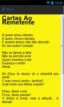 Rosa de Saron Gospel Letras screenshot 1