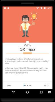 QR Trips poster