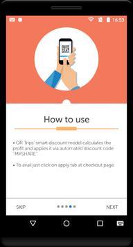 QR Trips screenshot 3
