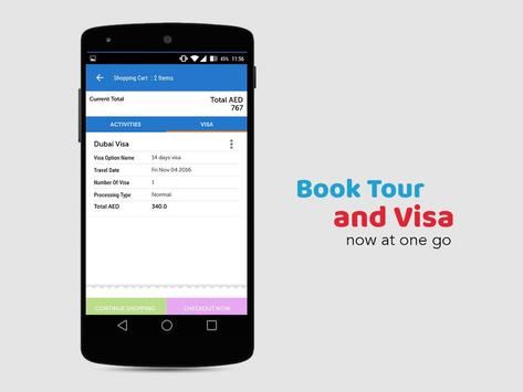 Visa & Holidays : Rayna Tours स्क्रीनशॉट 5