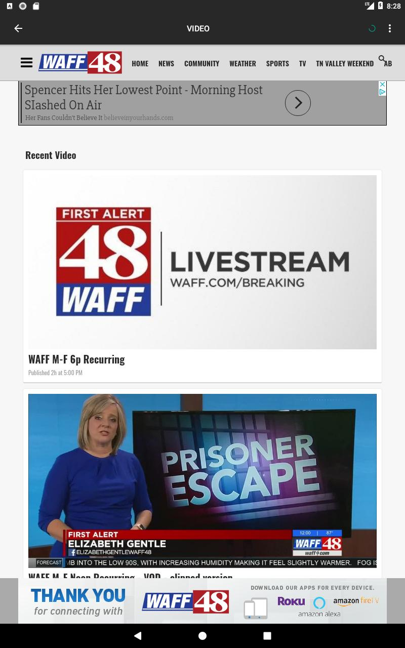 WAFF 48 Local News for Android - APK Download