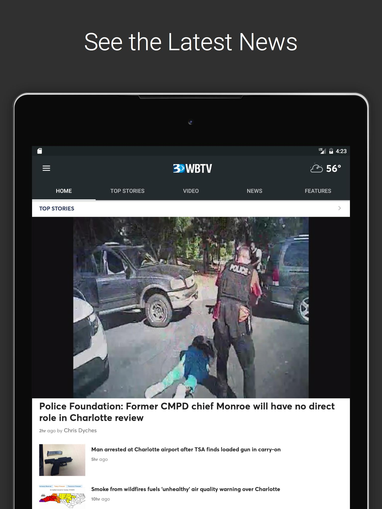 WBTV 3 Local News On Your Side for Android - APK Download